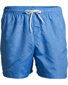 Jwhmalibu Jjswim Shorts Akm Melange French Blue-blue