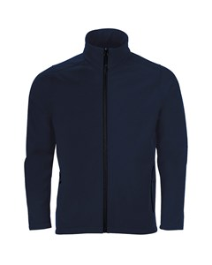 Sols Mens Race Full Zip Water Repellent Softshell Jacket