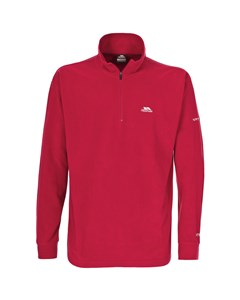 Trespass Mens Masonville Half Zip Microfleece Top