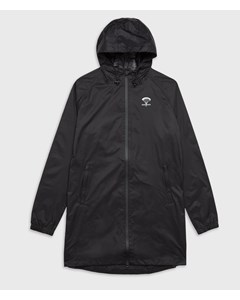 Parka Coat Black