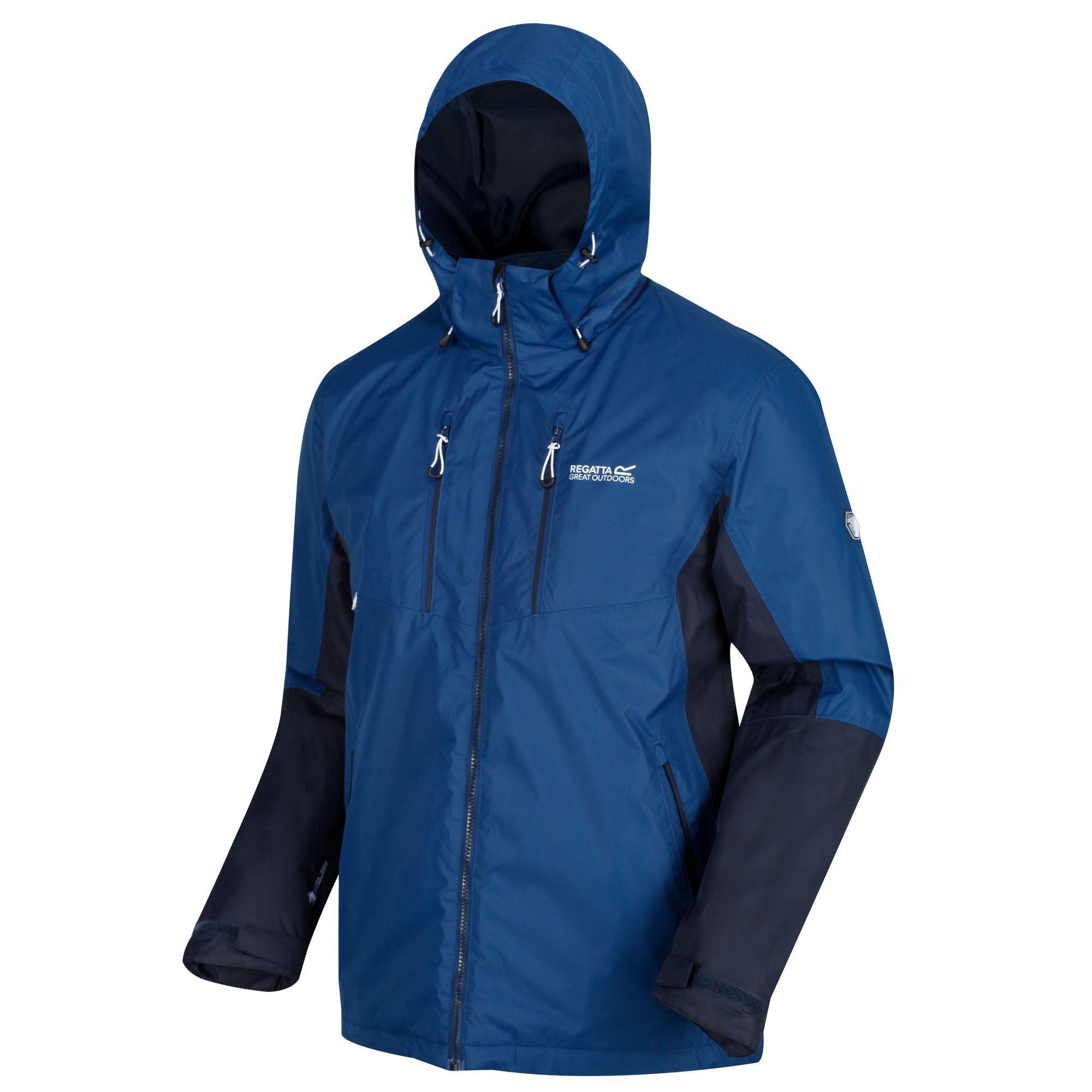 Regatta Mens Fabens Ii Jacket bis zu 70 % | AFOUND