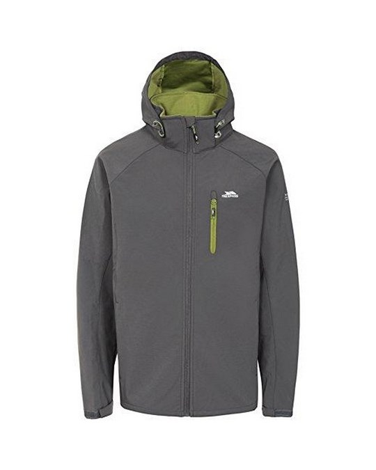 Trespass Trespass Mens Nider Waterproof Softshell Jacket
