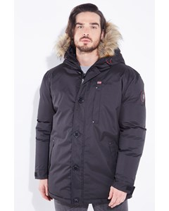 Hooded Parka Montana Black
