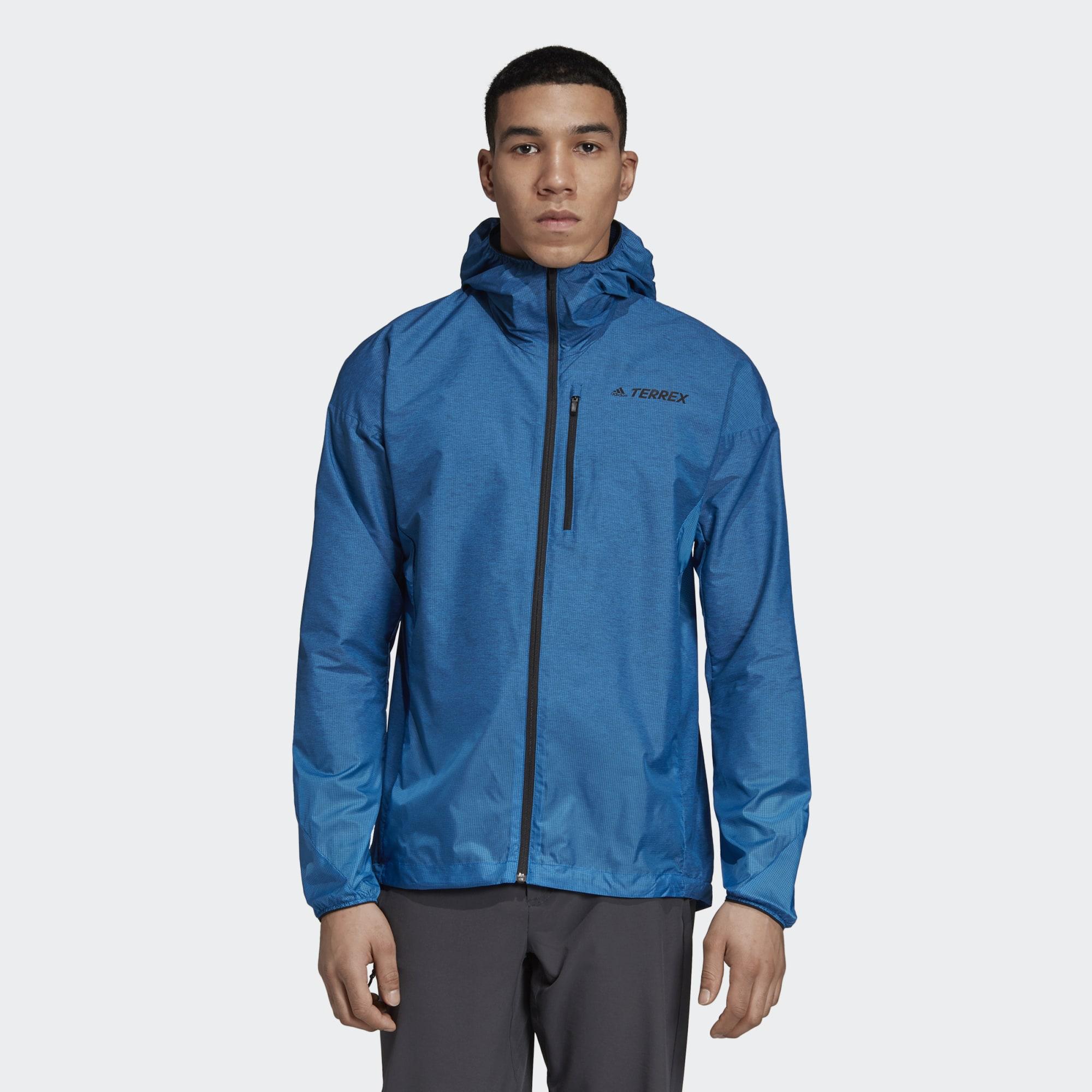 Terrex Agravic Windweave Jacket