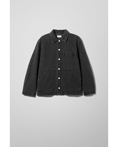 Jess Quilted Jacket Black