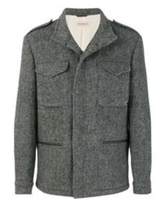 Military F-jacket  Grigio