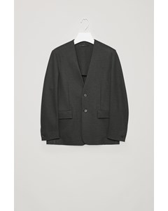 Cl Pembury Jersey Blazer Grey