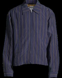 Fiftyfive Jacket Blue Stripe
