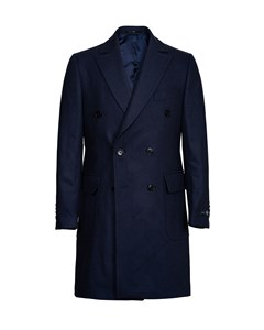 Corleone Navy Coat