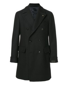 Ulster Dobble Breasted Coat Navy Blue