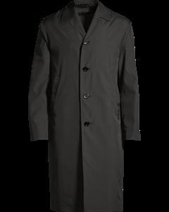 M. Lucien Front Runner Coat Black