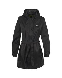 Trespass Womens/ladies Compac Mac Waterproof Packaway Jacket/coat