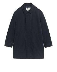 Coat  Blue