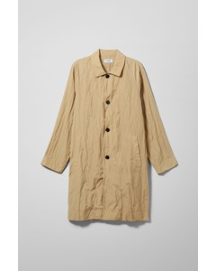 Barclay Tech Coat Beige