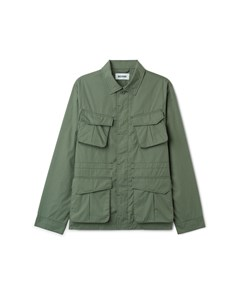 Keith Pocket Jacket Green