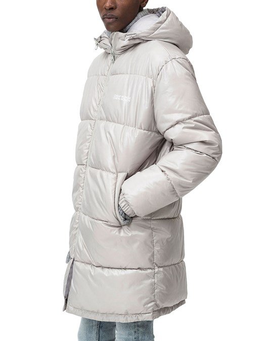 Cheap Monday Cheap Monday Men's Puffer Jacket Cocoon Small Echo Grey