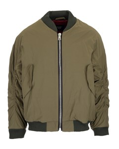 Essential Bomber Green
