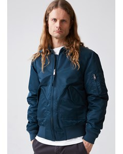 Flight Jacket Petrol