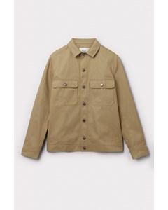 Workwear Jacket Beige