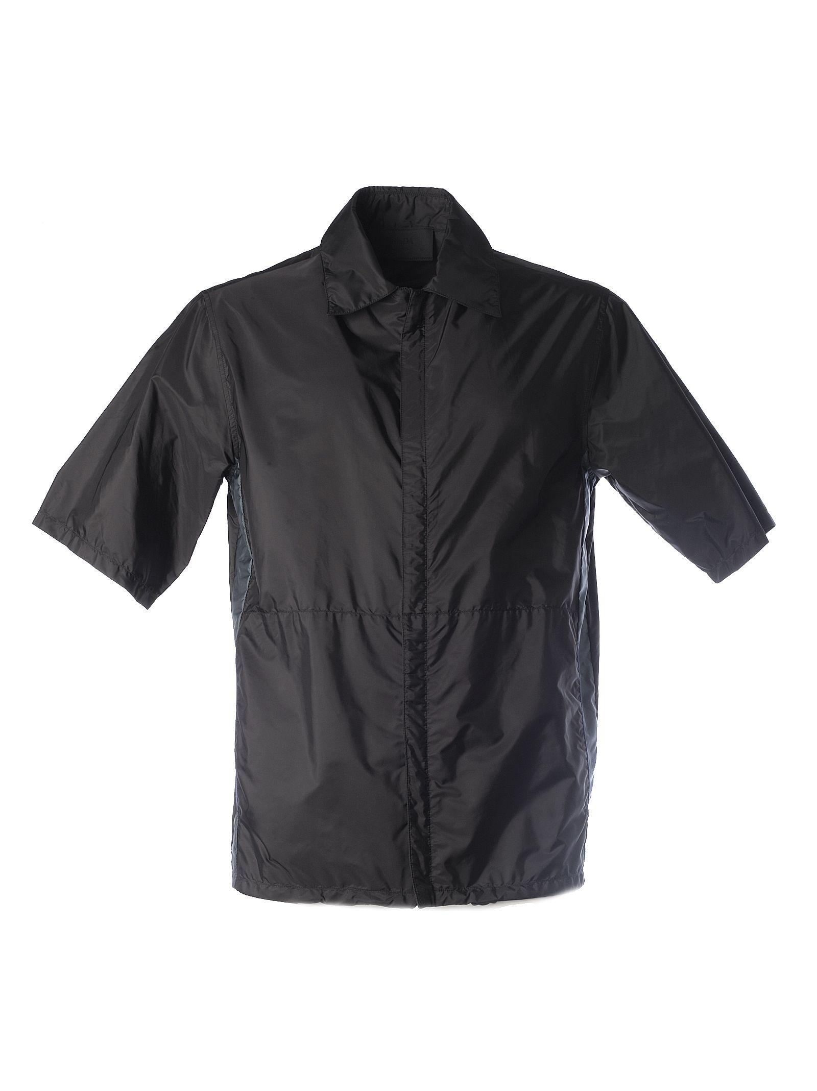 Prada Men's Polyamide Outerwear Jacket   Upp till 70