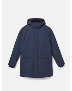 The Winter Parka Navy Blazer