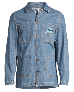 Field Jacket Stone Wash