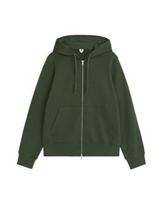 Hood Jacket Green