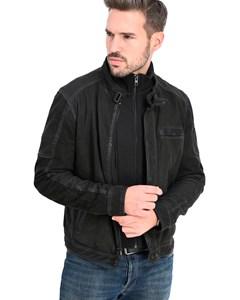 Nubuck Leather Jacket Jayden