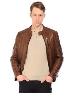 Agency Leather Jacket