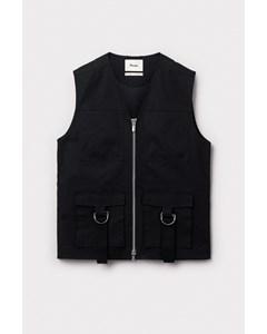 Utility Vest Black