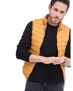 Sleeveless Down Jacket