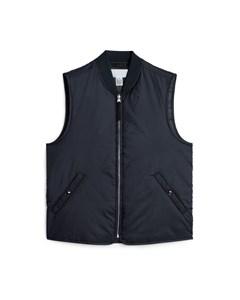 Vest  Blue