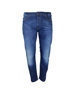 Duke Mens Ambrose King Size Tapered Fit Stretch Jeans