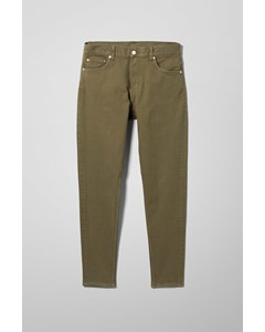 Cone Slim Tapered Jeans Green
