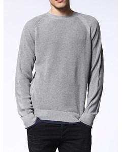 K-habana Pullover Dark Grey Melange