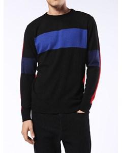 K-cashmy Pullover Black