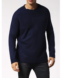 K-troop Pullover Peacoat Blue