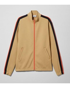 Lee Zip Sweatshirt Beige
