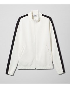 Lee Zip Sweatshirt White