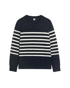 Merino Jumper Navy