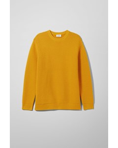 Smyth Structure Sweater Yellow