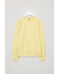 Mens Gosford Recycled Sweat Yellow