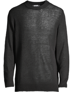 Compose Sweater Faded Black