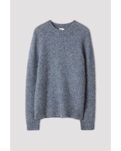 M. Bennett Sweater Blue Melange