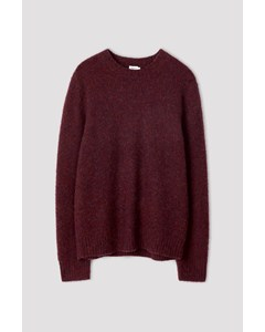 M. Bennett Sweater Deep Shiraz