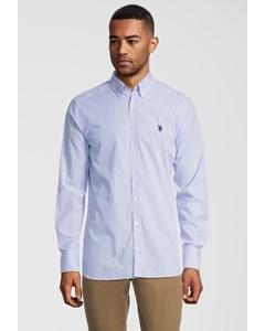 Langarmhemd Herren Hemd