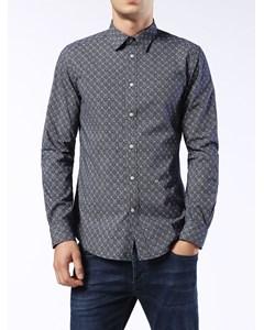 S-blanca Camicia Peacoat Blue