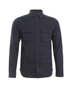 Burjack Shirt  Navy