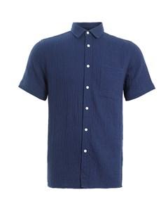 Carlson Shirt  Navy