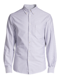 Mvp Chapman Oxford Shirt  Grey